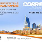 Corrosion Service Visit Us at Booth 2134